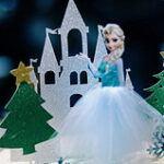 """Frozen"" princess"