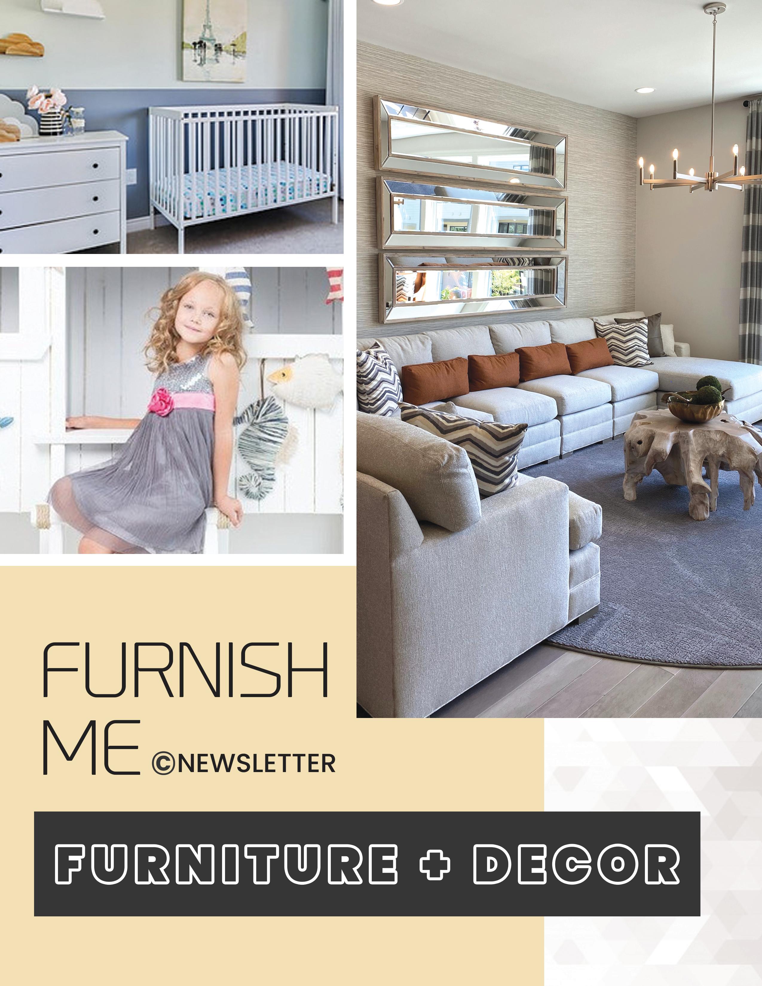 furniture plus decor magazine newsletter